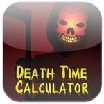 Death Time Calculator for iOS