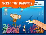 Tickle Finger Under the Sea HD for iPad