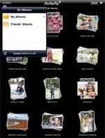 Shutterfly for iPad