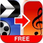 Convert Videos to Music Free for iOS