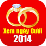 See wedding day in 2014 for iOS