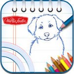 Kids! Learn to Draw by Walter Foster for iPad