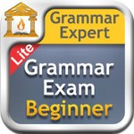 Grammar Expert: English Grammar for Beginners Lite for iOS Exam