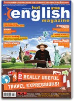 Learn Hot English Magazine for iOS