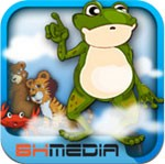 The frog is his heaven HD for iPad