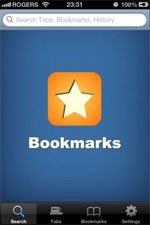 Bookmarks On The Go for iOS