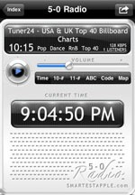 5-0 Radio Police Scanner Pro for iOS