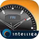Intelliga Alarm Clock for iOS
