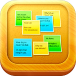 Pinboard for Tasks and Notes Infinote Free for iPad