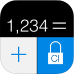 Secret Calculator Icon Free for iOS