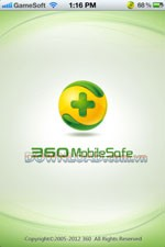 360MobileSafe for iPhone