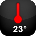 Thermometer for iOS