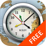 The World Clock Free for iPad