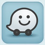 Waze Social GPS Maps and Traffic for iOS