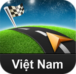 Vietnam Sygic GPS Navigation for iOS