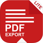 Export PDF Lite for iOS