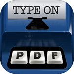 Type on PDF Free for iOS