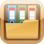 Olive File Manager for iPad