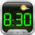 AlarmClock And Weather Free for iPad