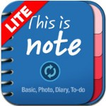 This Is Note Lite for iOS