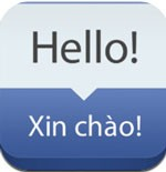 Look up the Vietnam - English for iOS