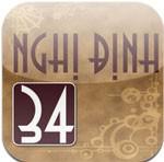 Decree 34 for iOS