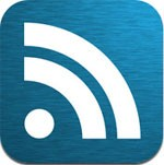 Aqua RSS Reader for iOS