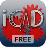 ICAD Free for iPad