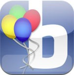 Facebook Birthday for iOS