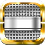 Sound Recorder Lite for iPad With Skins