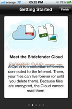 Bitdefender SafeBox for iPhone