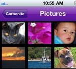 Carbonite Access For iOS