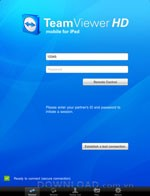 TeamViewer Pro HD for iPad