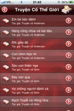 iTruyen for iPhone