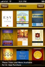 BibleReader for iOS