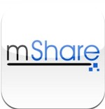 mShare for iPhone