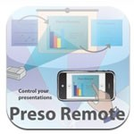 Preso Remote for iPhone
