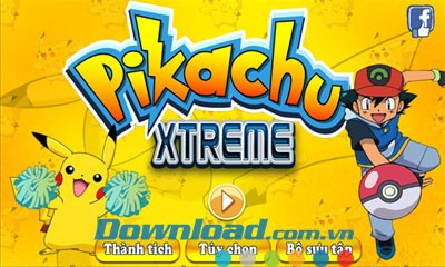 Pikachu Xtreme for Windows Phone