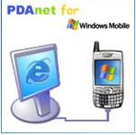 PdaNet for Windows Mobile (32-bit Desktop Installer)