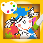 Baby painter for Windows Phone