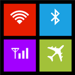 ConnectivityShortcuts for Windows Phone