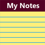 My Notes for Windows Phone