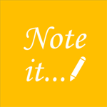 It Note for Windows Phone