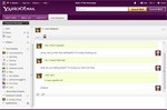 Yahoo! Messenger for the Web