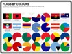 Flags by Colours - Episode national memory by color