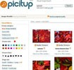 PickItUp - search engine image by color