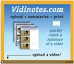 Vidinotes.com - make brief online video