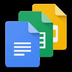 Google Docs, Google Sheets and Google Slides