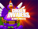 Chicken Invaders 4: Ultimate Omelette For Linux