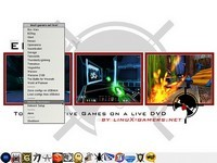 Linux-gamers Live DVD for Linux